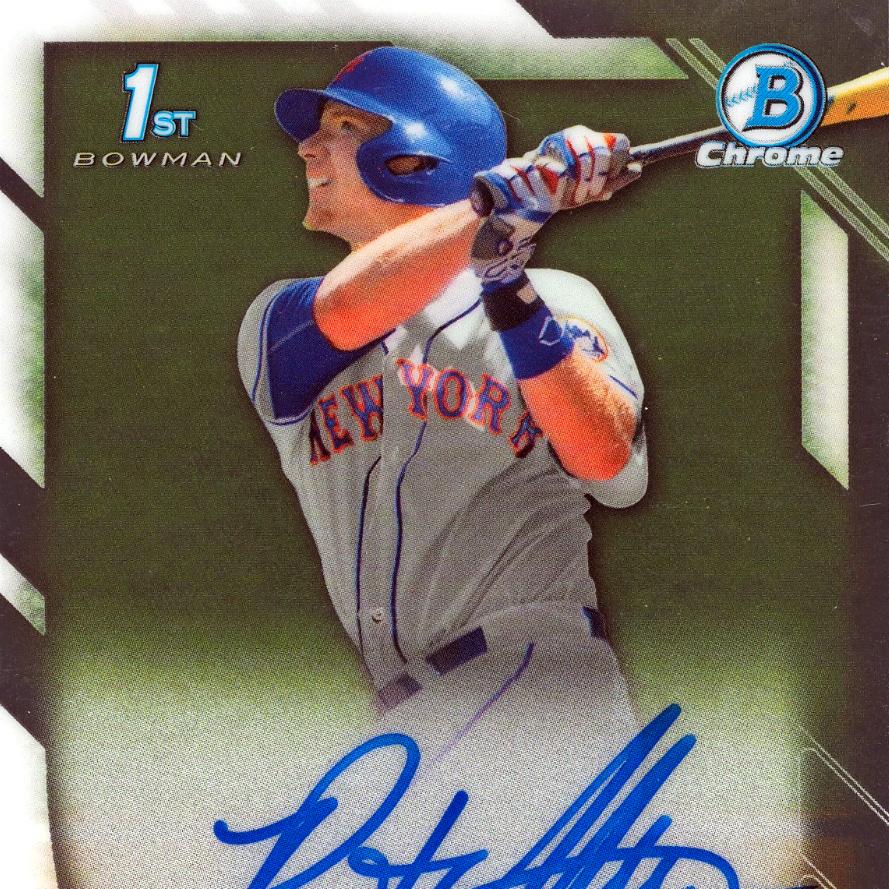 Pete Alonso Card Hot List Most Popular Rookies Valuable Autographs