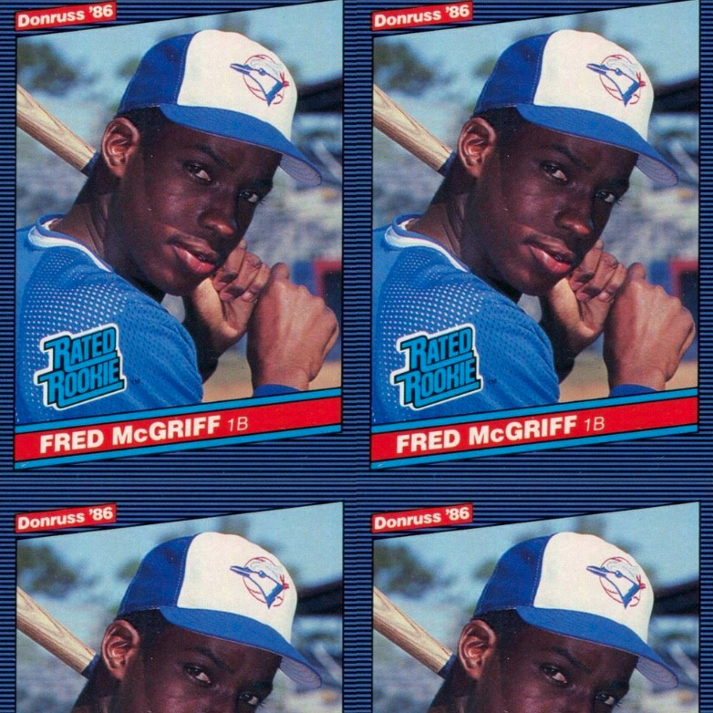 Top Fred Mcgriff Cards Best Rookies Autographs Most Valuable List
