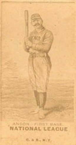 Top 10 Cap Anson Baseball Cards 8