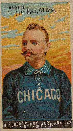 Top 10 Cap Anson Baseball Cards 7