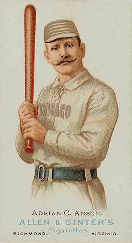 Top 10 Cap Anson Baseball Cards 5