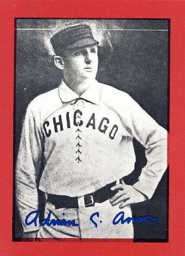 Top 10 Cap Anson Baseball Cards 2