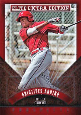 Top Options Before the Aristides Aquino Rookie Cards 6