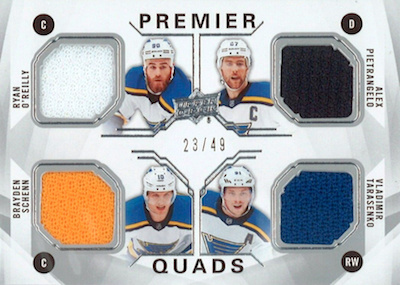 2018-19 Upper Deck Premier Hockey Cards 35