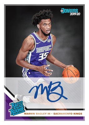 2019 20 Donruss Basketball Checklist Set Info Boxes Date Reviews