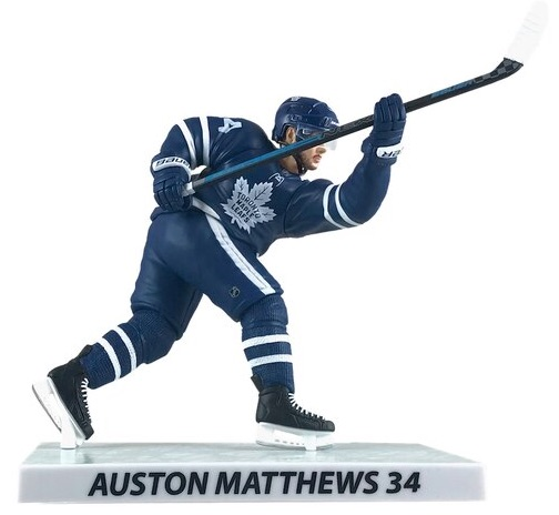 2019-20 Imports Dragon NHL Hockey Figures 4