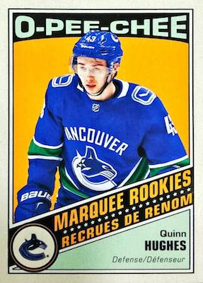 2019-20 O-Pee-Chee Hockey Cards 28
