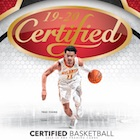 2019-20 Panini Certified Basketball Cards