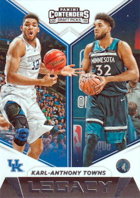 2019-20 Panini Contenders Draft Picks Basketball Cards 39
