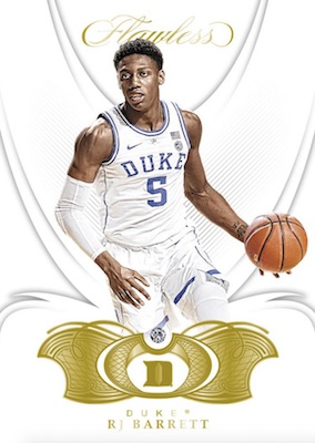 2019-20 Panini Flawless Collegiate Basketball Cards 1