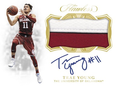 2019-20 Panini Flawless Collegiate Basketball Cards 8