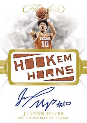 2019-20 Panini Flawless Collegiate Basketball Cards 6