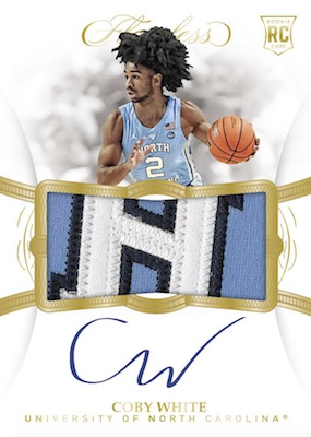 2019-20 Panini Flawless Collegiate Basketball Cards 4