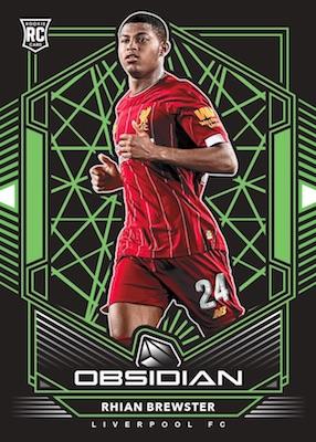 2019-20 Panini Obsidian Soccer Cards 2