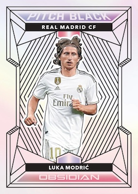 2019-20 Panini Obsidian Soccer Cards 3