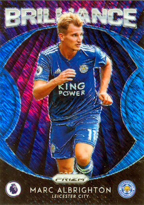 2019-20 Panini Prizm Premier League Soccer Cards 32