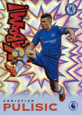 2019-20 Panini Prizm Premier League Soccer Cards 35