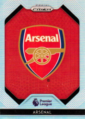 2019-20 Panini Prizm Premier League Soccer Cards 39