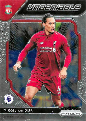 2019-20 Panini Prizm Premier League Soccer Cards 40