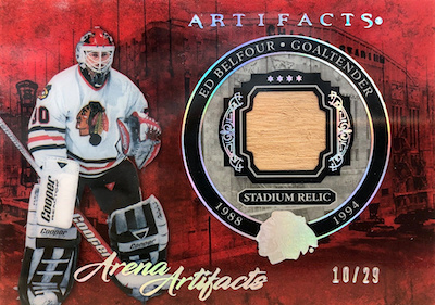 2019-20 Upper Deck Artifacts Hockey Cards 43