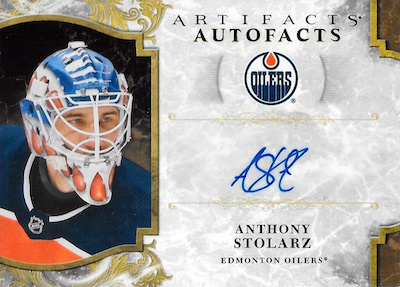 2019-20 Upper Deck Artifacts Hockey Cards 35