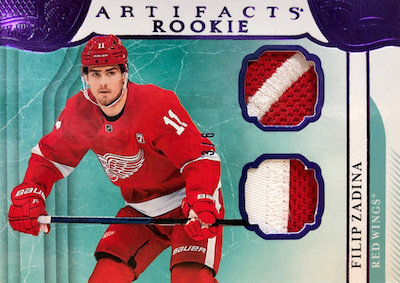 2019-20 Upper Deck Artifacts Hockey Cards 36