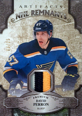 2019-20 Upper Deck Artifacts Hockey Cards 41
