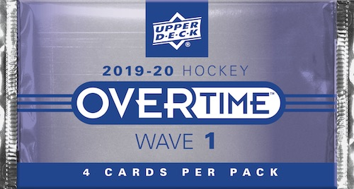 2019-20 Upper Deck Overtime Hockey Cards - Wave 3 Checklist 3