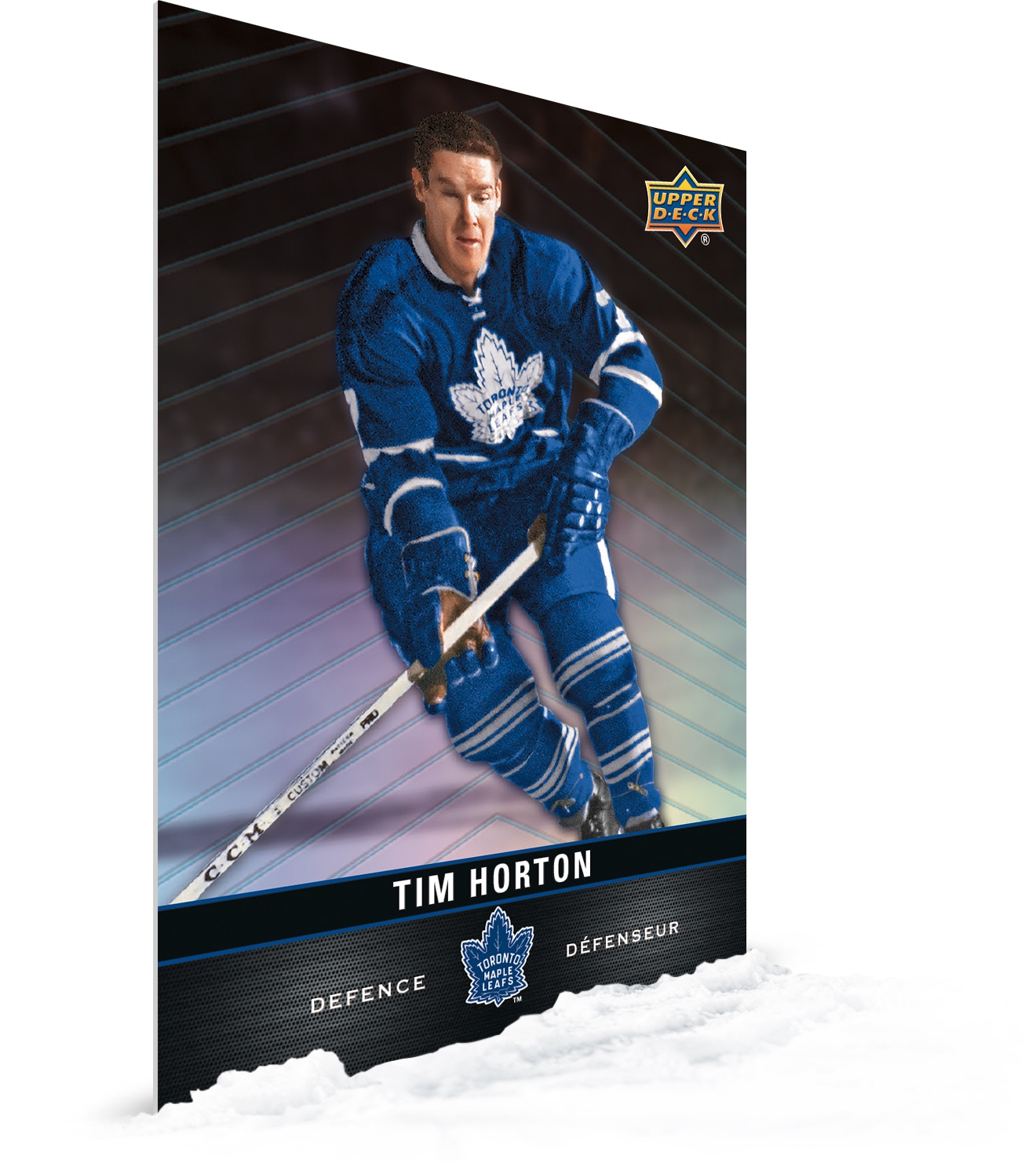 2019-20 Upper Deck Tim Hortons Hockey Cards 1