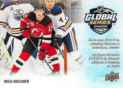 2019-20 Upper Deck Tim Hortons Hockey Cards 9