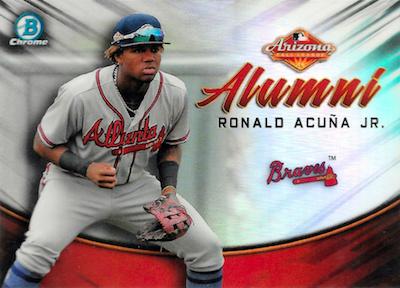 2019 Bowman Chrome Baseball Cards 39