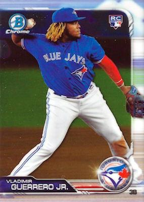 2019 Bowman Chrome Baseball Cards 30