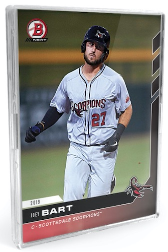 2019 Bowman Next Arizona Fall League Team Set Baseball Cards 1