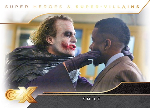 2019 Cryptozoic CZX Super Heroes & Super-Villains Trading Cards 2