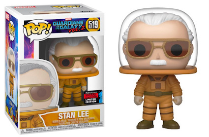 Ultimate Funko Pop Stan Lee Figures Checklist and Gallery 31