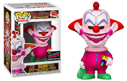Funko Pop Killer Klowns from Outer Space Figures 1