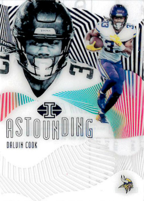 2019 Panini Illusions Football Cards 36