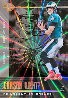 2019 Panini Illusions Football Cards 29