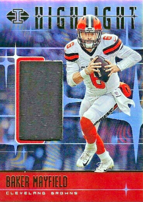 2019 Panini Illusions Football Cards 35