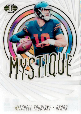 2019 Panini Illusions Football Cards 39