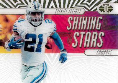 2019 Panini Illusions Football Cards 40