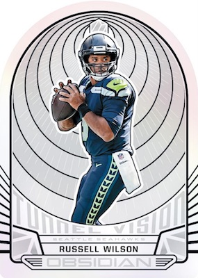 2019 Panini Obsidian Football Cards 5