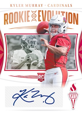 2019 Panini Passing the Torch Football Cards 5