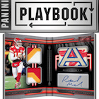 2019 Panini Playbook Football Cards