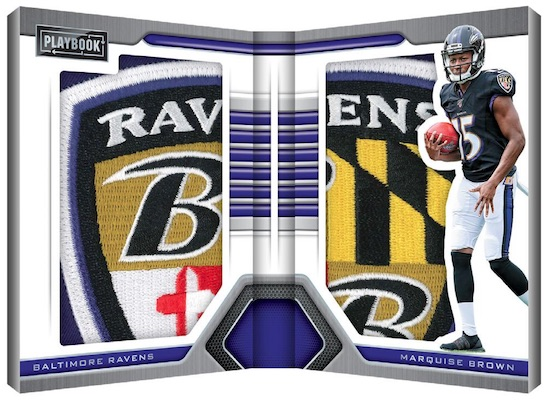 2019 Panini Playbook Football Cards 9
