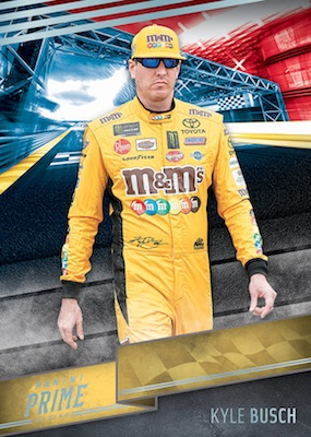 2019 Panini Prime Racing NASCAR Cards - Checklist Added 3