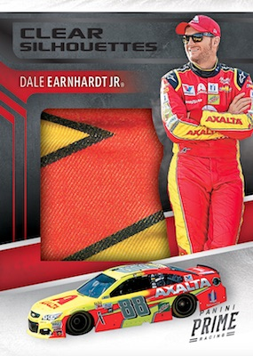 2019 Panini Prime Racing NASCAR Cards - Checklist Added 10