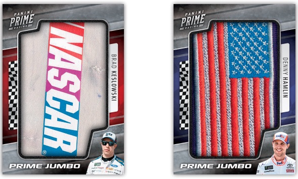 2019 Panini Prime Racing NASCAR Cards - Checklist Added 9