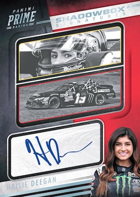 2019 Panini Prime Racing NASCAR Cards - Checklist Added 6