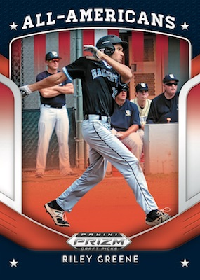 2019 Panini Prizm Draft Picks Baseball Cards 4